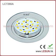 Mini LED Down Light dans Bijoux / Montre / Diamant / Cabinet de l'artiste / Vitrine / Compteur (LC7266A)