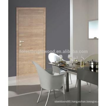 Melamine Door Skin Interior Wood Door