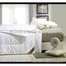 ensemble de literie de couette de polyester de prix bas pour l'hôtel à la maison