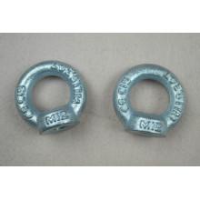 Galvanized Drop Forged Din582 Eye Nut