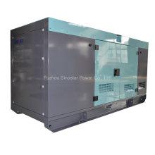 50 kVA Silent Diesel Generator with Cummins 4BTA3.9-G2