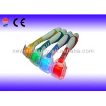 four color electric derma roller