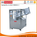 HX-009 The Plastic Tubes And Plastic-Aluminum Laminated Tubes Filling And Sealing Machine