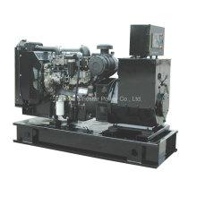 64 кВт 80 ква дизель-генератор установлен с Perkins 1104c-44tag1 двигателя