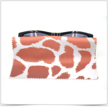 Attractive Microfiber Glasses Cleaning Cloth with Transfer Printing