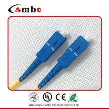 CMR Riser 1m 2m 3m Duplex 3.0mm ST patch cord