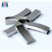 Custom Curved Diamond Segment For Core Drill Bit Cutting Concrete