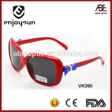 Lunettes de soleil pour enfants, lunettes de soleil en plastique, lunettes de soleil pour filles.
