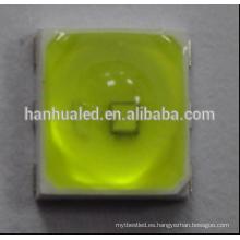 Menor poder de disipación de tamaño pequeño secador de uñas curado fuente smd 5054