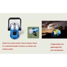 4 AA Camping lantern lights
