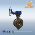 manufacturer durable quality steam gas water heating stainless steel hard seal butterfly valve 10 inch ss 316 butterfly valve