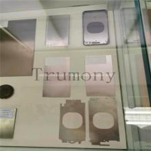 Plaque composite en aluminium en acier inoxydable pour téléphone