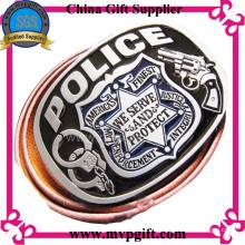 Boucle de ceinture en métal personnalisée pour cadeau