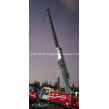 Hochleistungs-Teleskop-Raupenkran mit Eigenantrieb