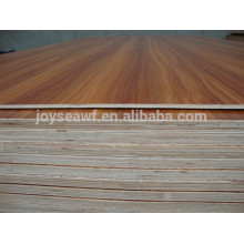poplar mixed with hardwood melamine hpl plywood