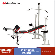 Fashion Design Portable Bench Press Weight Set for Adults (ES-532)