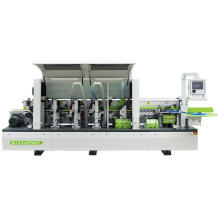 Full Automatic PVC Curve Woodworking Edge Bander Banding Machine for Furniture