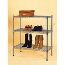 Ajustável japonês metal qualidade sapato armário / sapato titular rack (CJ-B1016)