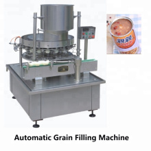 Fully Automatic Beans Chinese Cereal Packing Machine Filling Machine