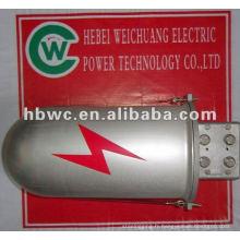 Boîte de jonction métallique OPGW, raccord de câble