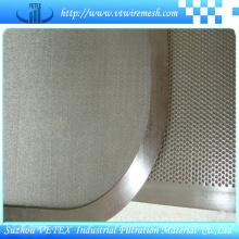 Treillis métallique à haute rigidité de haute intensité