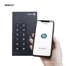 Sebury Outdoor RFID Security Access Controller Standalone Proximity EM Card Reader Keypad Blue tooth Door Access Control System