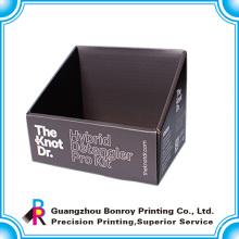 Высокий конец пользовательских конструкция коробки бумажный встречный дисплей для косметики