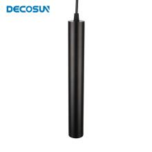 Цилиндр светодиодный подвесной светильник