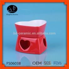 Современная кухонная утварь для фондю из керамики с сырным фондю