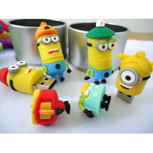 Amostra grátis de USB Flash Drive dos desenhos animados
