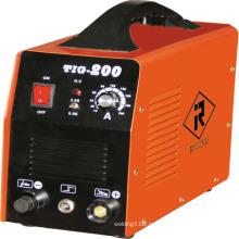 Усовершенствованная сварочная машина для дугового дуговой сварки IGBT TIG (TIG-160/200)