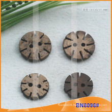 Natural Coconut Buttons for Garment BN8096