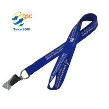 Most Popular Nylon Cool Designs Lanyard For Phone With Metal Buckles