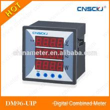 DM96-UIP digital voltage, current, power combined meter