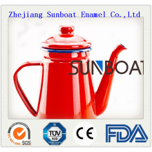Enamel Carbon Steel Teapot