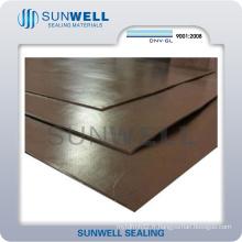Panneau de feuille de graphite renforcé-avec-Tanged-Metal (2)