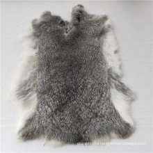 soft and thick craft fur Fur Pelt Tanned Chinchilla Rabbit Skin