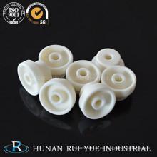 Pieza cerámica de alúmina de alta calidad para repuesto de máquinas textiles