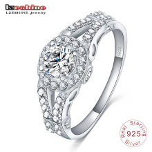 925 Sterling Silver Ring Design for Girl Jewelry Accessories (SRI0013-B)