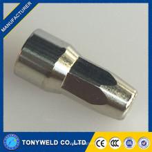 Tubo de soldagem de plasma de trafimet eletrodo de peças de eletrodo S75 S105 eletrodo de trafimet