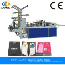 Bottom Sealing Soft Loop Handle Shopping Bag Making Machine (DK-CD)