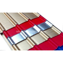 Prime Color Coated Anti-Freeze Värmeisolerade MgO Roofing Sheets