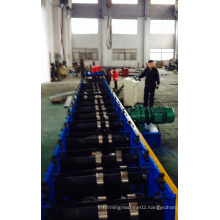 Fully Automatic C Channel Steel Roll Forming Machine for Roof