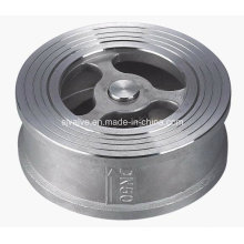Clapets de retenue en acier inoxydable Wafer