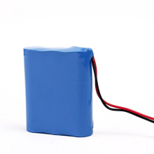 18650 3S1P 11.1V 2800mAh Li Ion Battery Pack