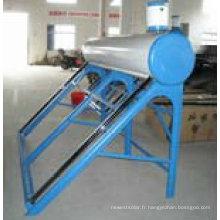 Changzhou Assistant Tank Chauffe-eau solaire non pressurisé (24tubes)