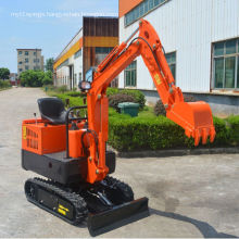 1000kg Hydraulic Mini Excavator With Competitive Prices