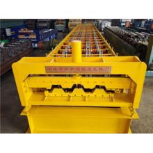 Plate Steel Deck Floor Forming Machine