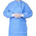 Le matériel médical non tissé Eo stérilisent le costume de combinaison jetable d'opération