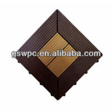 Wpc hágalo usted mismo (DIY) decking wpc flooring